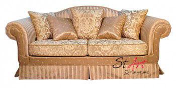 Мягкая мебель на заказ: ищем диван под оформление зала